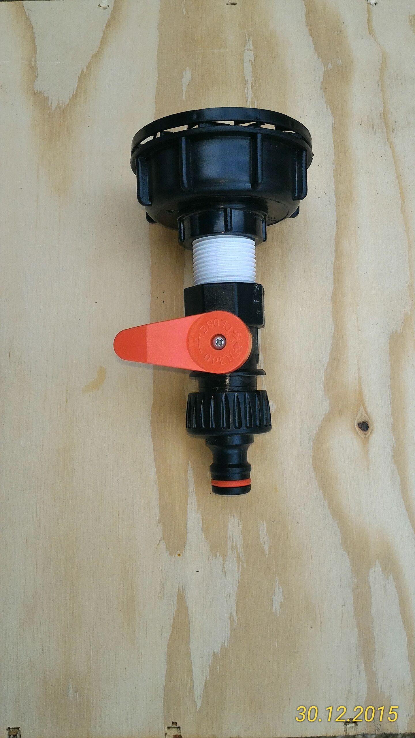 מדהים מיכל מים מפלסטיק 1000 ליטר למכירה | מיחזור כל TZ-54