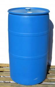 """חבית פלסטיק בנפח 250 ליטר-80 ש""""ח"""